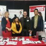 Image of Logitrain at a career expo