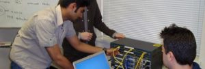 Hands on training being delivered at Logitrain