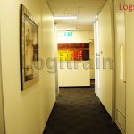 Image of a hallway at Logitrain