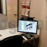 Image of a reception desk at Logitrain