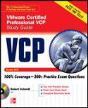 Image of the book VCP, this is included with the training course at Logitrain