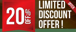 Logitrain Discount Banner