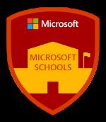 Microsoft Schools Badge