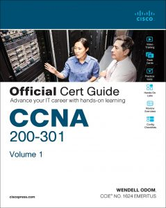 Ciscopress 200-301, Volume 1