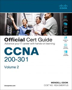 Ciscopress 200-301, Volume 2
