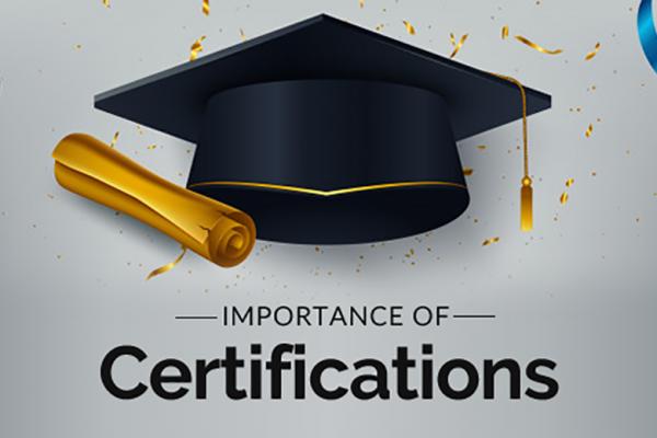certification for jobs
