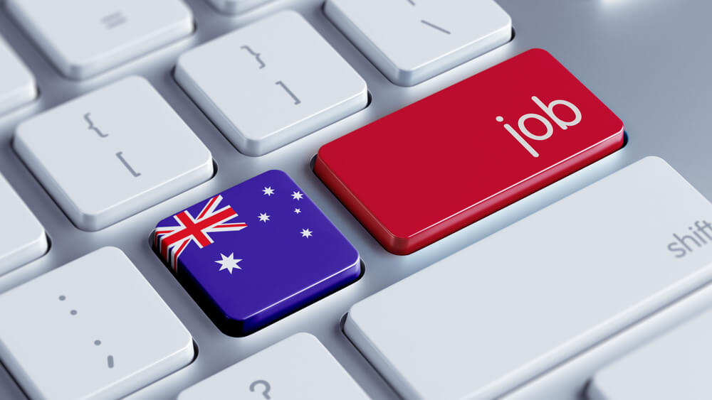 Importance of local Australian experience in finding a job