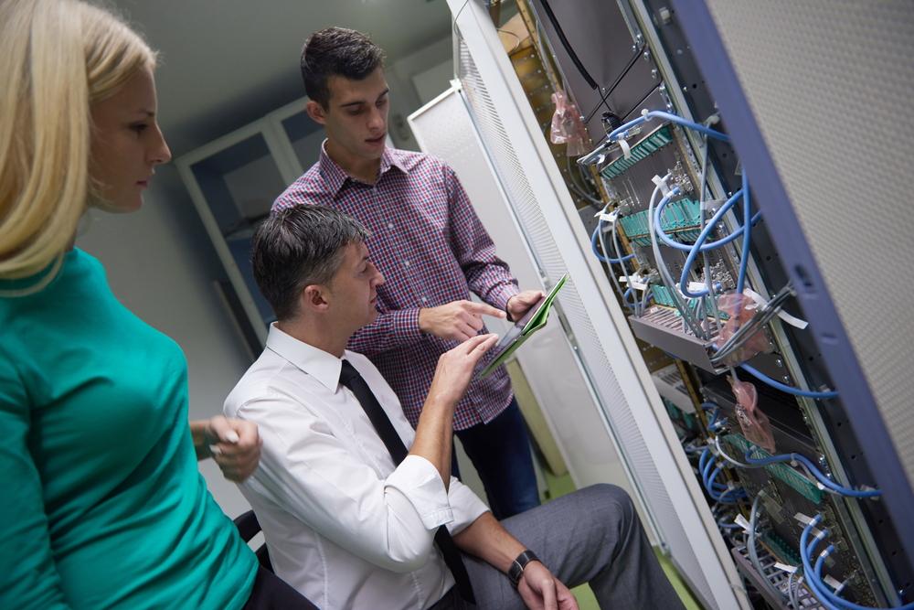 Network Job Training