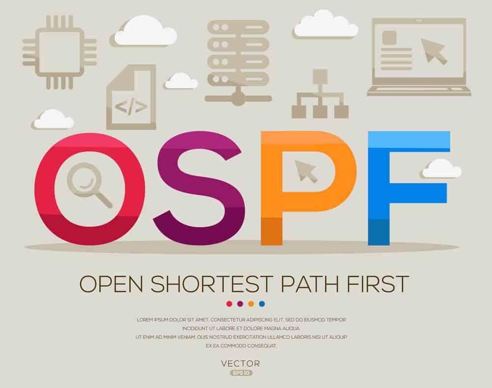 OSPF Basic Set-up Steps